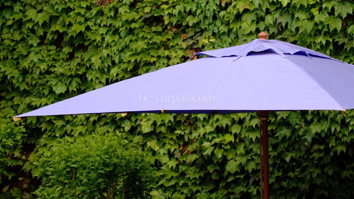 Alquiler de parasoles y sombrillas para eventos 1