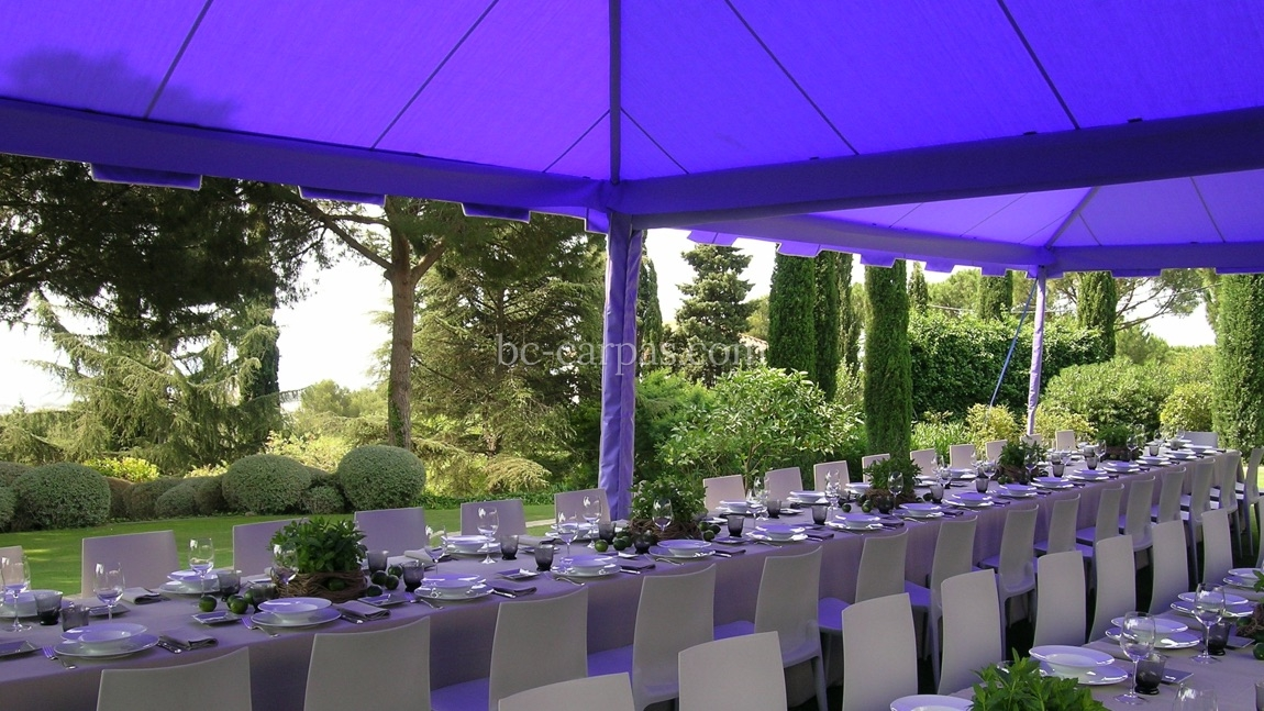 Lavender marquee hire 1