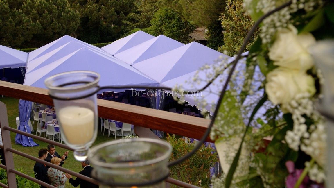 Lavender marquee hire 3