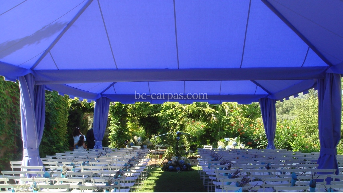 Lavender marquee hire 4