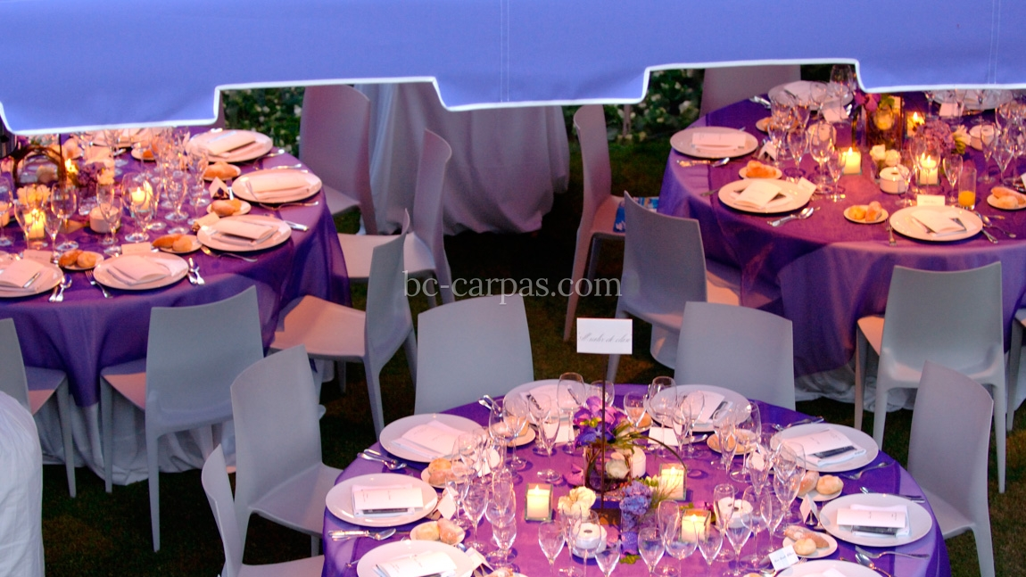 Furniture for weddings and celebrations 6