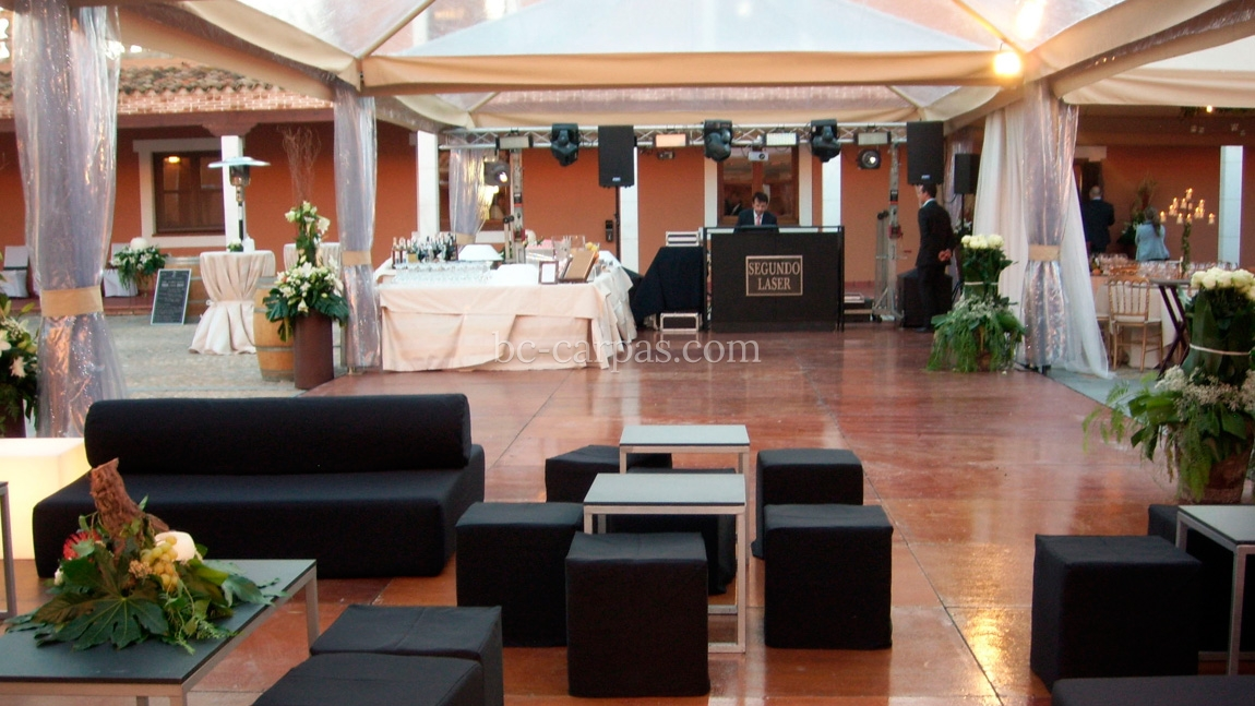 Furniture for weddings and celebrations 7