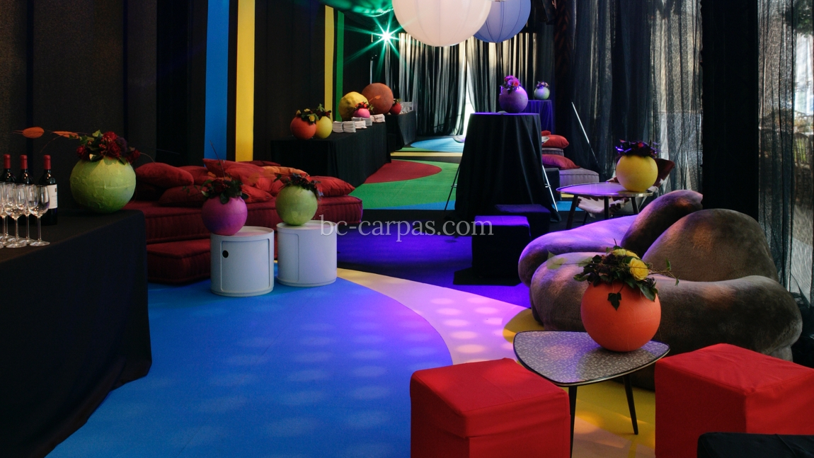 Carpet hire for weddings and celebrations 1