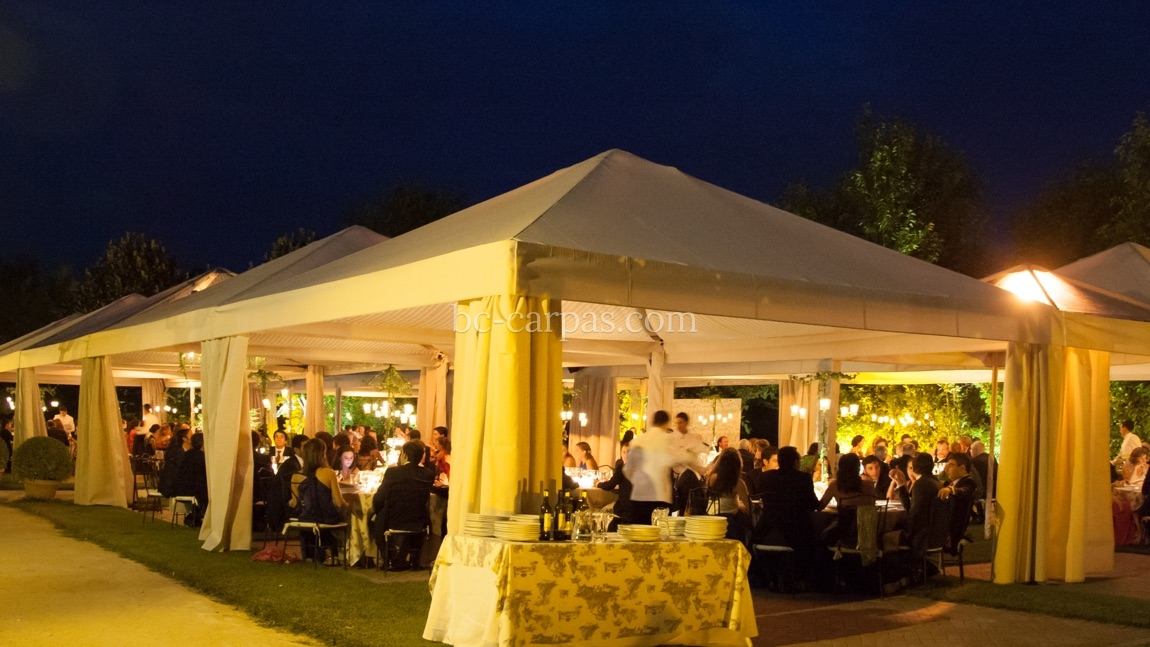 Modular marquee hire or events 3