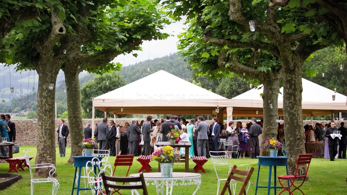 Modular marquee hire or events 4