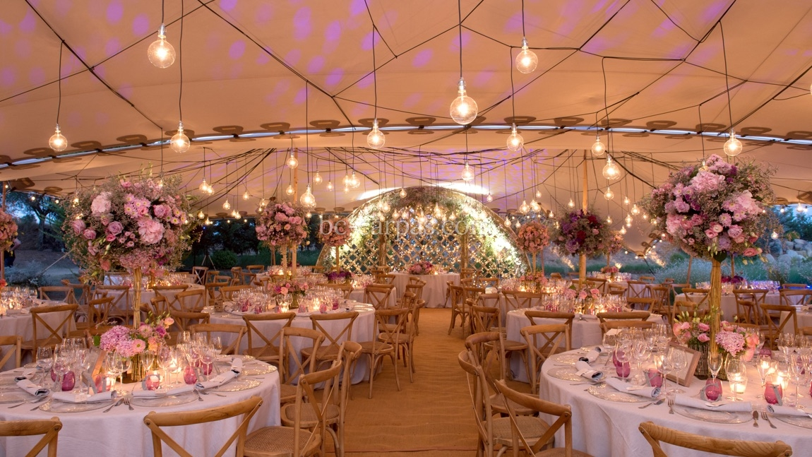 Tension canopy marquee hire 5