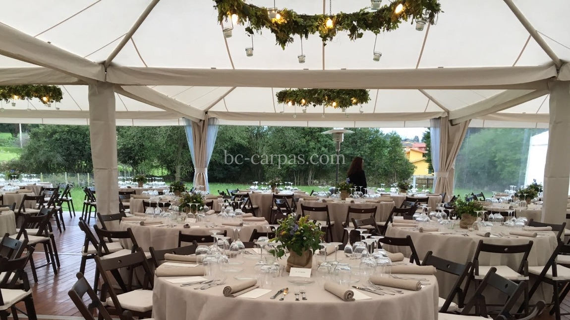 Marquee hire for anniversaries 6