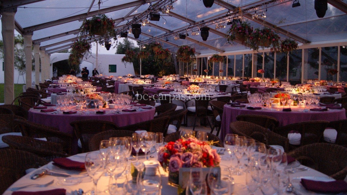 Lighting for weddings and celebrations 7