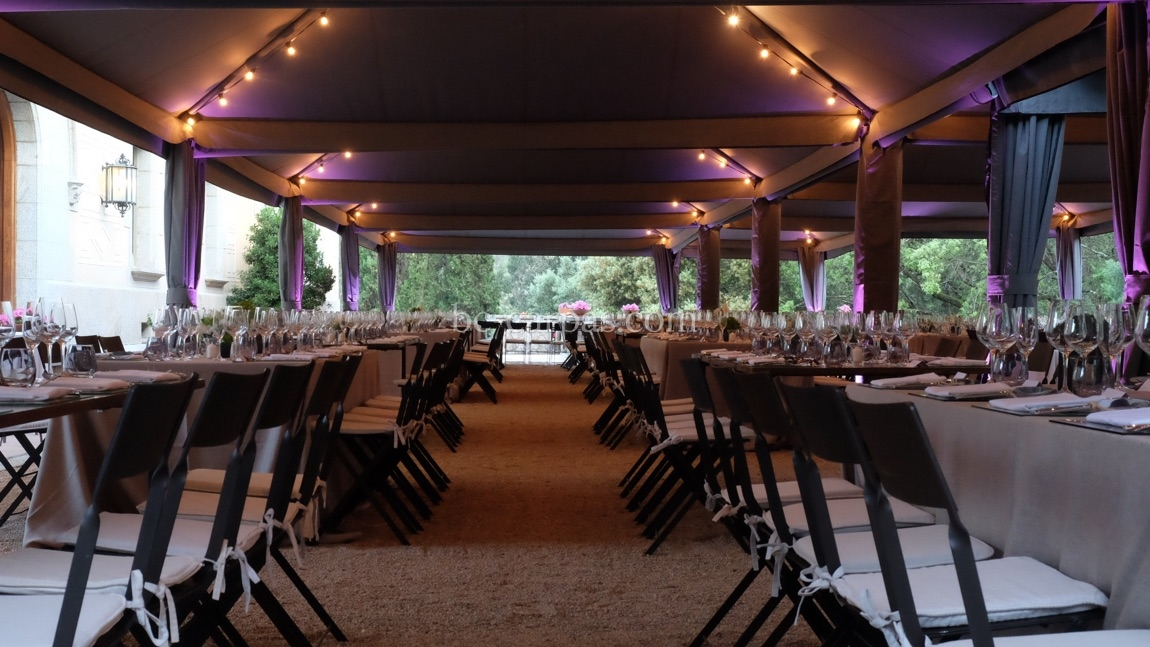 Lighting for weddings and celebrations 8