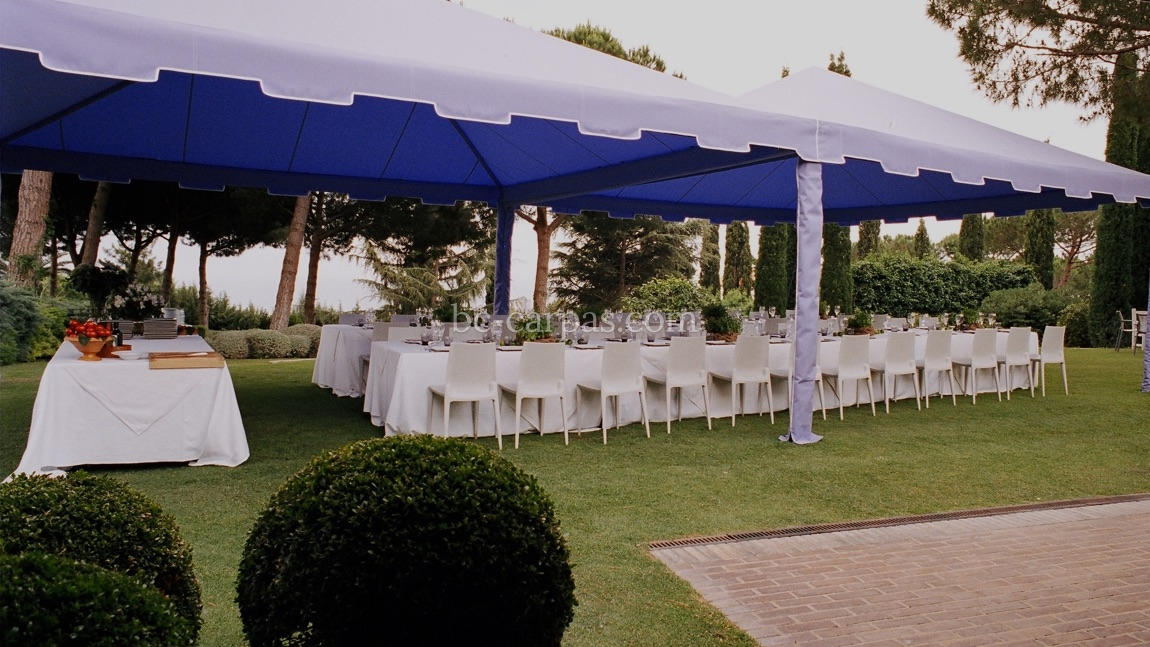 Marquee hire for communions 5