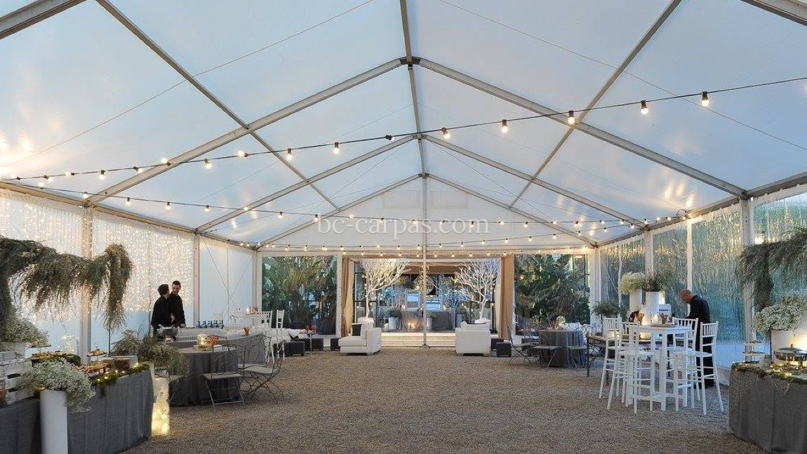 White marquee hire 2