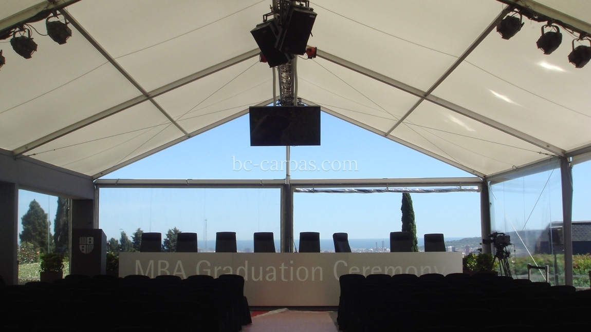 White marquee hire 4