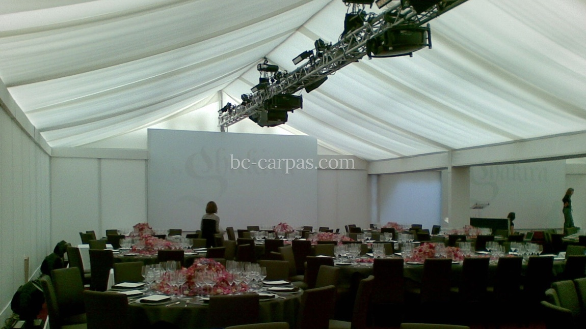 White marquee hire 12