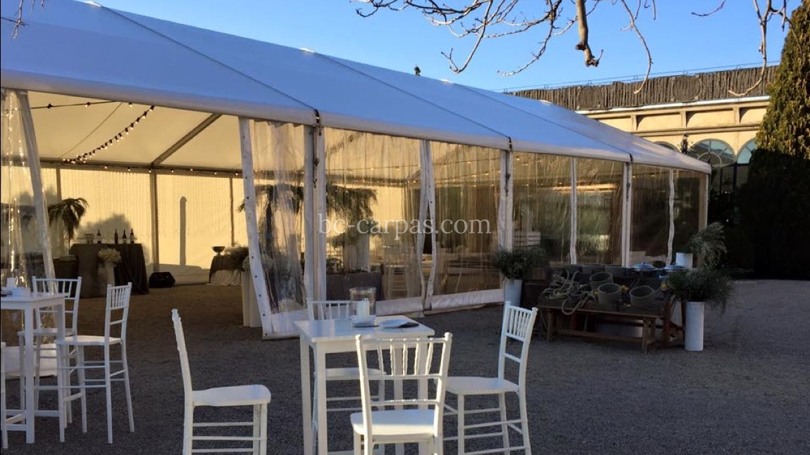 White marquee hire 17