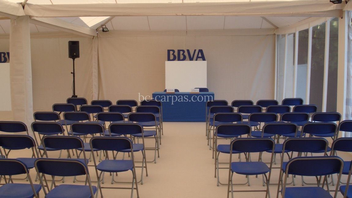 Modular marquee hire for events 6