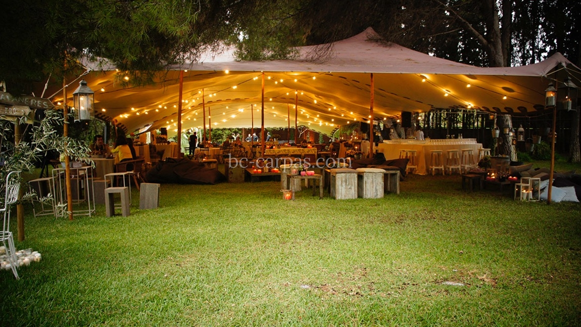 Marquee hire for cocktail receptions 3