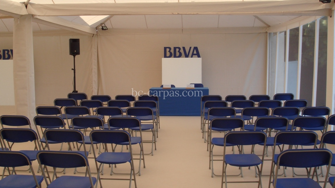 Marquee hire for conventions 1