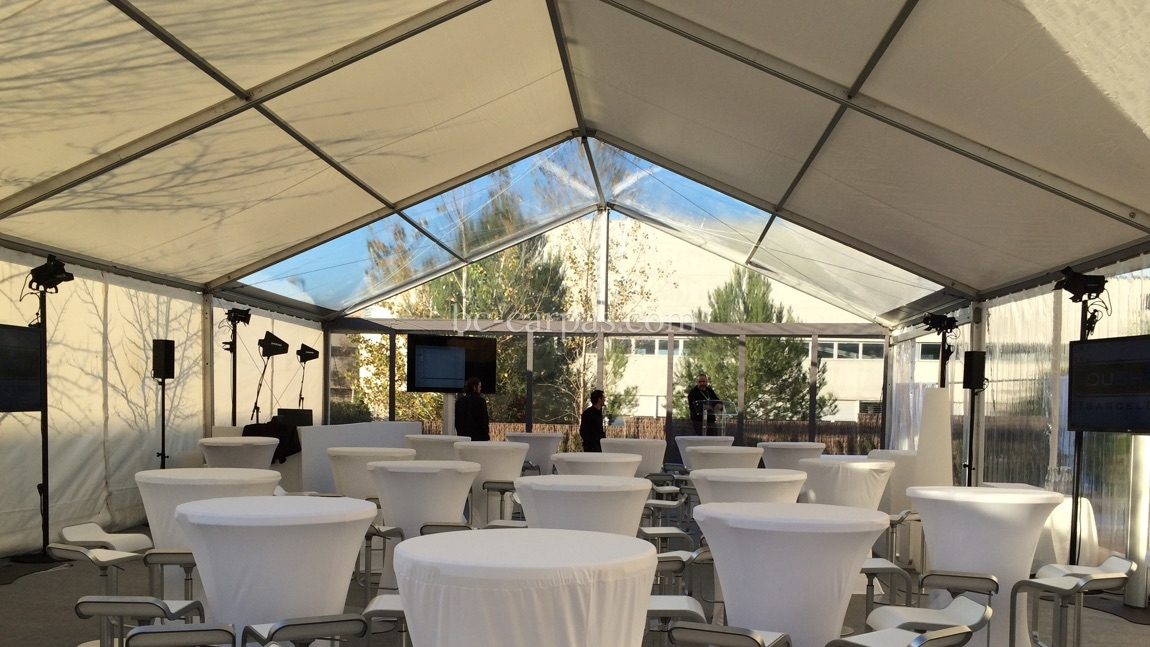 Marquee hire for conventions 2