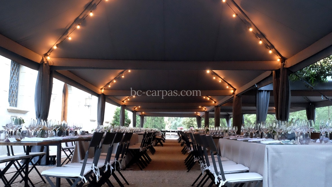 Marquee hire for conventions 6