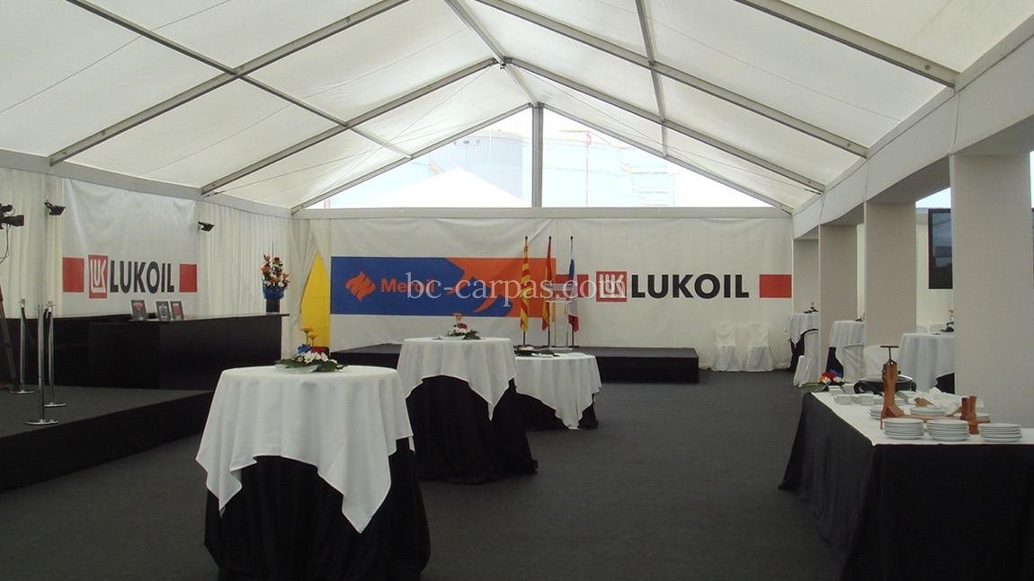 Marquee hire for openings 3