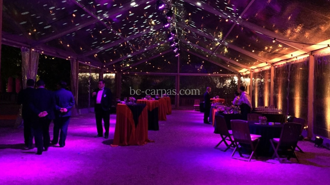 Marquee hire for openings 4