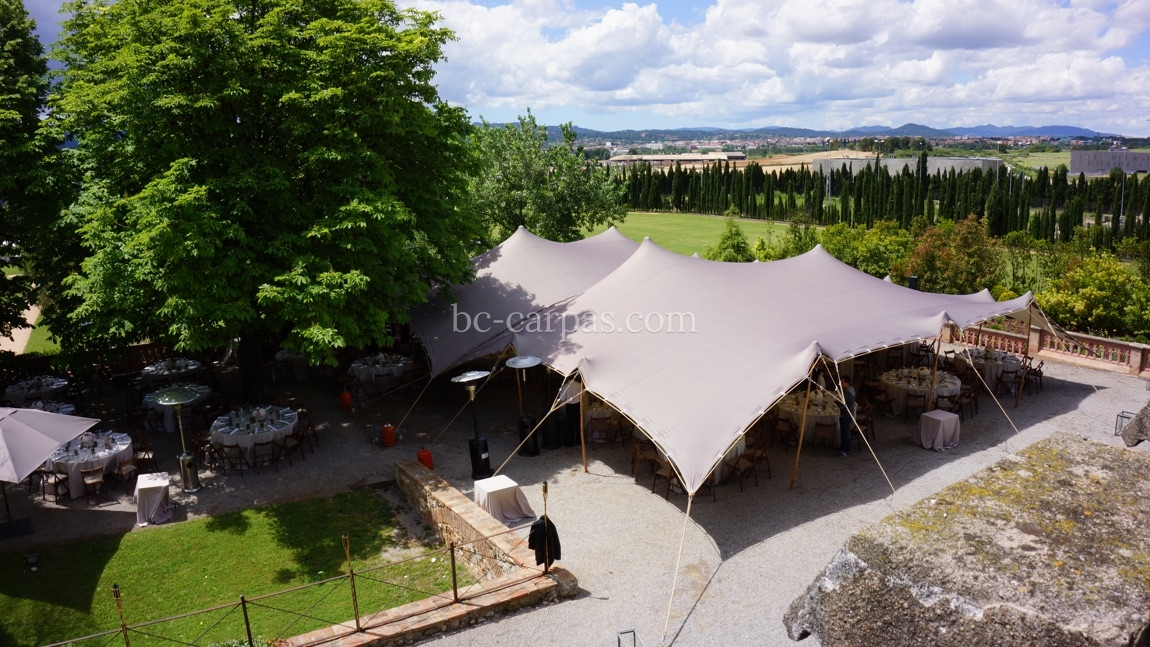 Tension canopy marquee hire 1