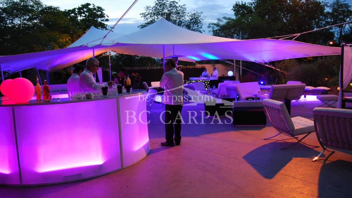 Tension canopy marquee hire 7