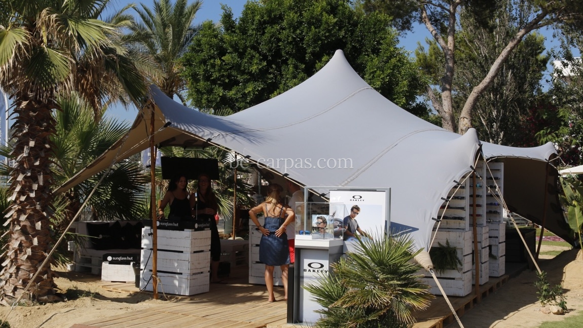 Marquee hire for product launches 4