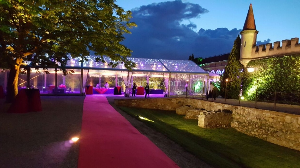 Marquee hire for product launches 7