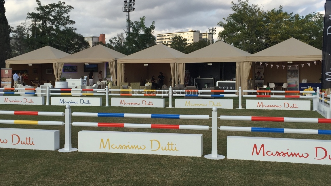 Marquee for Polo Market 3